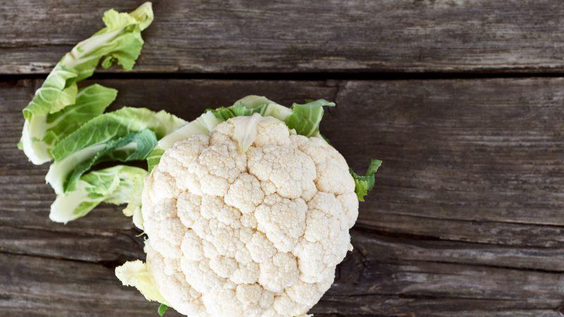 Hardy Mashed Cauliflower