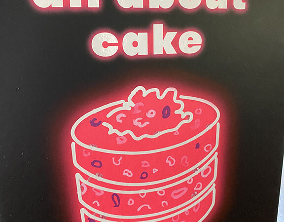 """CAKE HATERS REJOICE! """"ALL ABOUT CAKE"""": COOKBOOK REVIEW"""