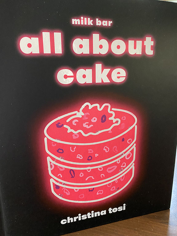 All About Cake cover art