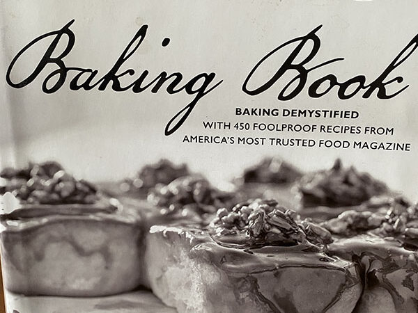 THE COOK'S ILLUSTRATED BAKING BOOK: A COOKBOOK REVIEW