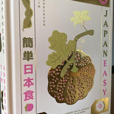 "EVEN NON-VEGANS WILL LOVE ""VEGAN JAPANEASY"": COOKBOOK REVIEW"